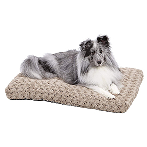 Super Plush Dog & Cat Beds Ideal for Dog Crates