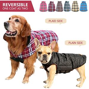 Dog Apparel Cold Weather Dog Jacket-petsorcing