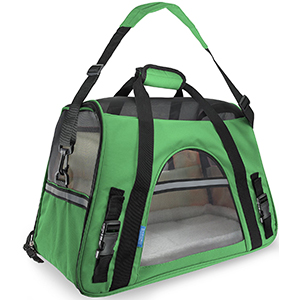 Paws & Pals Airline Approved Pet Carriers Bed for Dog & Cat-petsourcing
