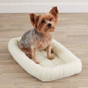 Pet Bolster Bed-petsourcing