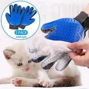 Pet Grooming Glove-petsourcing