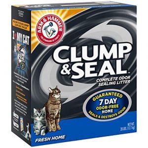 petsourcing-Arm & Hammer Clump & Seal Litter