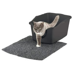 petsourcing-Nature's Miracle High-Sided Litter Box