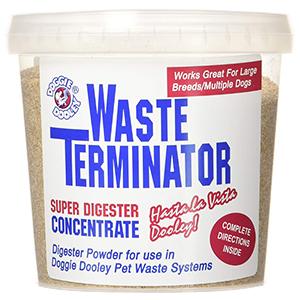 Doggie Dooley Waste Terminator Powder-petsourcing