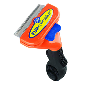FURminator for Dogs Undercoat Deshedding Tool for Dogs-petsourcing