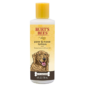 Burt's Bees for Dogs All-Natural Paw & Nose Lotion with Rosemary & Olive Oil -petsourcing
