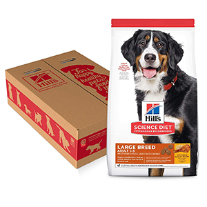 Hill's Science Diet Dry Dog Food, Chicken & Barley Recipe-petsourcing