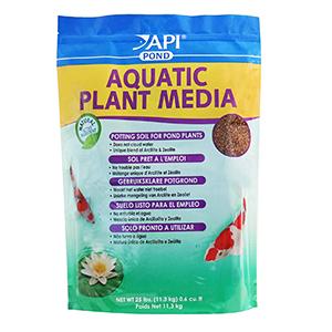 API POND AQUATIC PLANT MEDIA Potting Soil For Pond Plants-petsourcing
